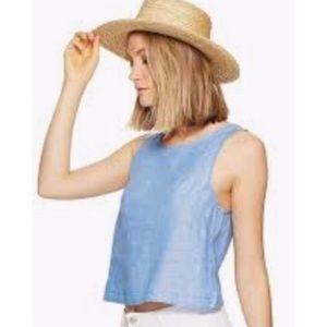BB Dakota Women's Tamala Linen Top